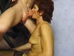 Porno: Yaşlı, Ağır Sikişmə