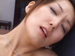 Sexy real asian shiho getting jizz part3