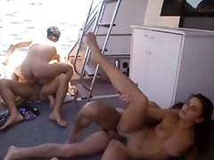 Porn: Zunanji Izliv, Dvojna Penetracija, Grupni