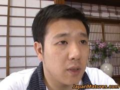 โป๊: ญี่ปุ่น, ทางบ้าน, แม่, รุ่นใหญ่