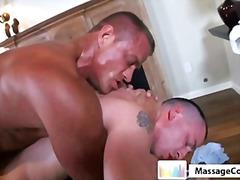포르노: 브루넷, 마사지, 항문, 얼굴마사지
