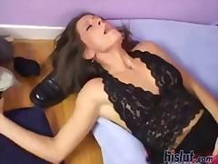 Porn: Շեկո, Պրծնել Դեմքին, Պրծնել