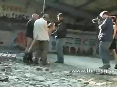 Porr: Fetisch, Slav, Förnedring, Bondage