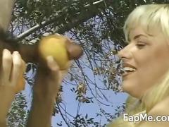 Porno: V Prírode, Krásavice, Veľké Kozy, Lesbičky