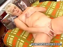 Porno: Yaşlı, Dildo, Oyuncaq, Sarışın