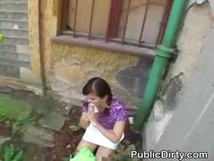 Porno: Correguda, Exteriors, Facial, Mamada