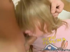 Porno: Paaugliai, Oralinis Seksas, Grupinis Trise, Blondinės