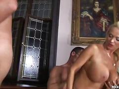 Porno: Sifətə Tökmək, Avropa, Kürən, Uzun Sik