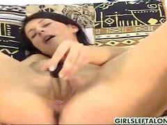 Porno: Masturbasya, Barmaqla, Dildo, Striptiz