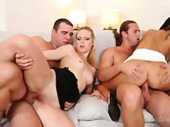 ポルノ: 乱交, スインガー, ハードコア