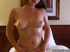 Porn: Oral, Caralho Grande, Jovem, Punheta