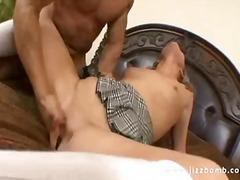 Porno: Ağır Sikişmə, Balaca Döşlər, Qırxılmış, Sarışın