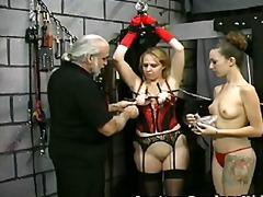 Porno: Fetiş, Sarışın, Lezbi, Qəhbə