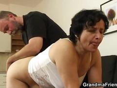 Porno: Zralý Ženský, Babičky