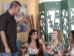 ポルノ: 口フェラ, ハードコア, 乱交, 美熟女