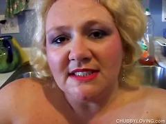 Naked ladies presenting off tits