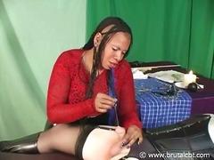 Porno: Sllave, Femra Dominon, Me Dhimbje, Zonjat Mjeshtre
