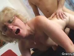 Porno: Subrendusios, Senelės