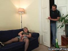 Porno: Tlusťošky, Zralý Ženský, Babičky