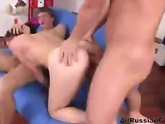 Porno: Vyvrcholení, Dvojitá Penetrace, Rusky