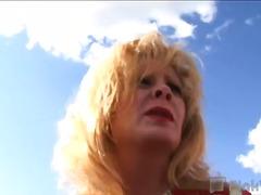 Porno: Blondinės, Realybė, Subrendusios