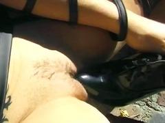 Porno: Mitges, Masturbació, Exteriors, Cuir