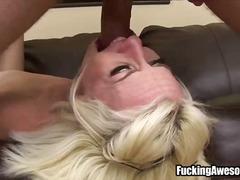 Porno: Teismeline, Blondid, Seemnepurse, Suhuvõtmine