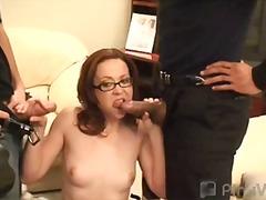 Porno: Rozdielne Rasy, Fajka, Amatéri, Tvrdé Porno