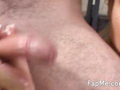 Porno: Ağ, Çılpaq, Iri Döşlü, Döymə