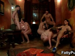 Porn: Debela Dekleta, Grupni, Hardcore