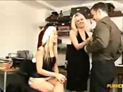 Porn: व्यामशाला, ढंकी महिला नंगा मर्द