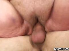 Porno: Mamies, Blondes, Hardcore, Grosses