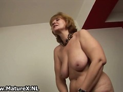 Porno: Masturbācija, Garās Zeķes, Dildo, Sieva