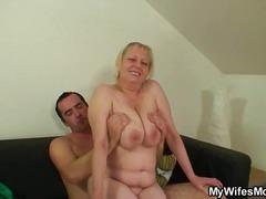 Porn: Blondinka, Hardcore, Babica