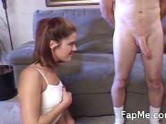 Porn: Divja, Debeluške, Kavč, Gola