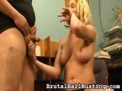 Porn: दर्दनाक, मुखमैथुन