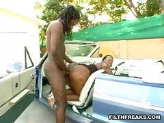 Porn: Մինետ, Օրալ, Օրալ, Դրսում
