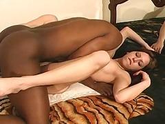 Porn: Fafanje, Velik Kurac, Črnka, Fafanje