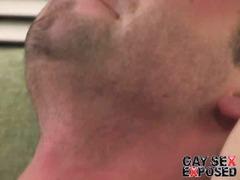Porno: Masturbándose, Gay