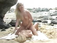 جنس: شاطىء, لعبة, شقراوات