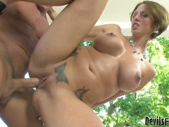 Porno: Brunetes, Sekss Trijatā, Meitenes, Rupjš Sekss