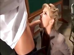 جنس: مص, فموى, المعلم
