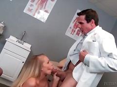 جنس: شقراوات, واقعى, الطبيب