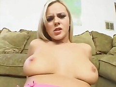 Porn: Prvoosebno Snemanje Seksa, Pobrita, Naravne Prsi, Blondinka