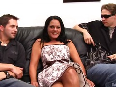 We know that milf's love discounts so we sent the milf seekers to a discount store where they found dakota who couldn't pass up our exclusive offer; two cute studs for...