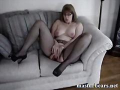 Porno: Masturbācija, Orgasms, Mājas Video, Kunkstēšana