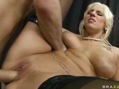 Lucah: Porno Hardcore, Hisap Konek, Nilon, Rambut Blonde