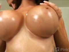 Porr: Stora Bröst, Amatör, Brunett, Avsugning