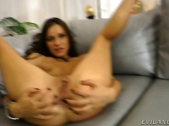 Dirty irina makes omar so proud! that babe oral-fuck & bump like the pro!