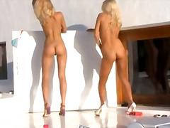 Porno: Kontsad, Blondid